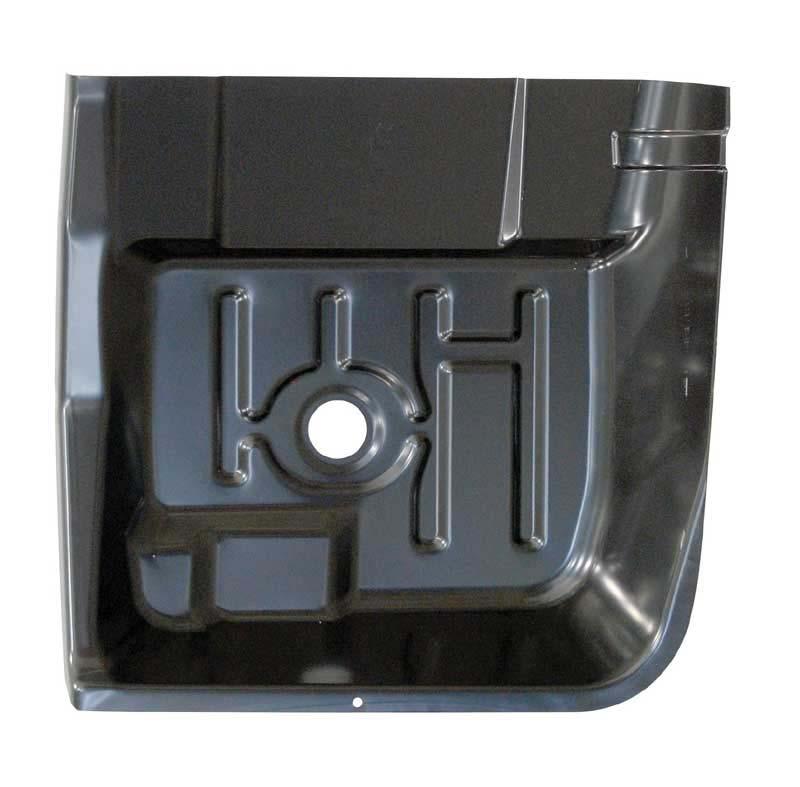 Amd 70 81 chevy camaro rear floor pan patch lh 410 3570 for 1981 camaro floor pans
