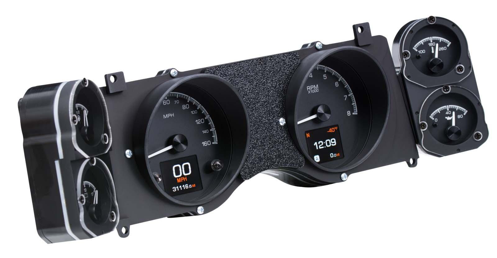 Just Released 70 81 Camaro Hdx Dakota Digital Kits Bf