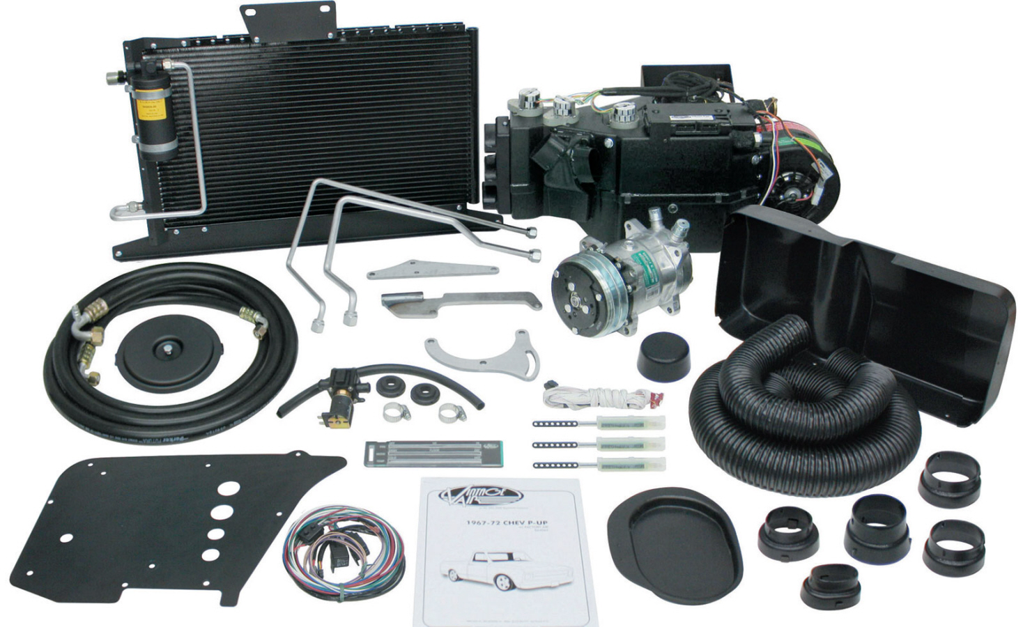 67 72 Chevy Gmc Gen Iv Complete Kit 941170 944170